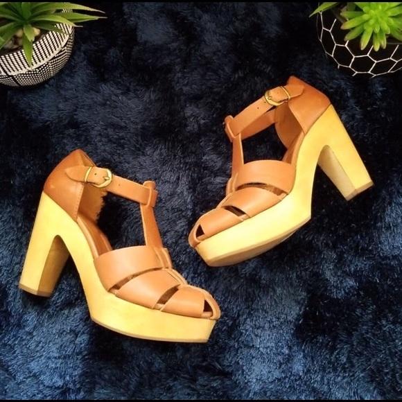 55393f48975d Madewell Shoes - MADEWELL platform clogs